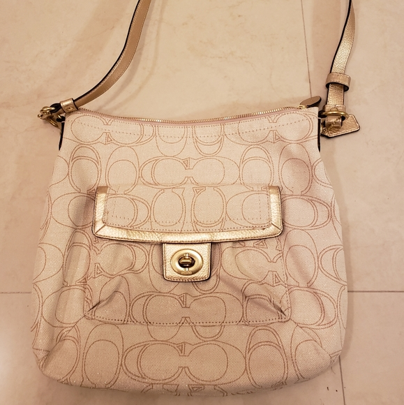 Coach Handbags - SOLD! SOLD! SOLD! Coach Slouchy Bag